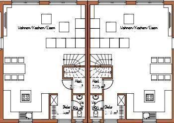 Muster Erdgeschoss